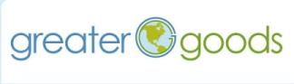 Greater Goods logo