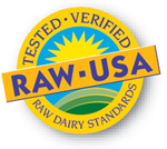 Raw USA logo